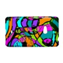 Abstract Sketch Art Squiggly Loops Multicolored Nokia Lumia 625 View1