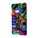 Abstract Sketch Art Squiggly Loops Multicolored Nokia Lumia 625 View3