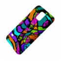Abstract Sketch Art Squiggly Loops Multicolored Samsung Galaxy S5 Hardshell Case  View4