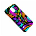 Abstract Sketch Art Squiggly Loops Multicolored Samsung Galaxy S5 Hardshell Case  View5