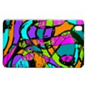 Abstract Sketch Art Squiggly Loops Multicolored Samsung Galaxy Tab Pro 8.4 Hardshell Case View1