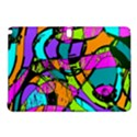Abstract Sketch Art Squiggly Loops Multicolored Samsung Galaxy Tab Pro 12.2 Hardshell Case View1