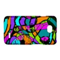 Abstract Sketch Art Squiggly Loops Multicolored LG Optimus L70 View1
