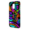 Abstract Sketch Art Squiggly Loops Multicolored Galaxy S5 Mini View2