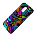 Abstract Sketch Art Squiggly Loops Multicolored Galaxy S5 Mini View4