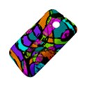 Abstract Sketch Art Squiggly Loops Multicolored Motorola Moto E View4