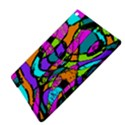 Abstract Sketch Art Squiggly Loops Multicolored iPad Air 2 Hardshell Cases View4