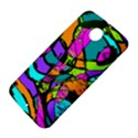 Abstract Sketch Art Squiggly Loops Multicolored Nexus 6 Case (White) View4