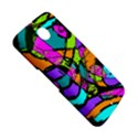 Abstract Sketch Art Squiggly Loops Multicolored Nexus 6 Case (White) View5