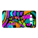 Abstract Sketch Art Squiggly Loops Multicolored Samsung Galaxy A5 Hardshell Case  View1