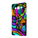 Abstract Sketch Art Squiggly Loops Multicolored Samsung Galaxy A5 Hardshell Case  View2