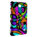 Abstract Sketch Art Squiggly Loops Multicolored Samsung Galaxy Tab 4 (8 ) Hardshell Case  View3