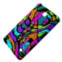 Abstract Sketch Art Squiggly Loops Multicolored Samsung Galaxy Tab 4 (8 ) Hardshell Case  View4