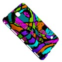 Abstract Sketch Art Squiggly Loops Multicolored Samsung Galaxy Tab 4 (8 ) Hardshell Case  View5