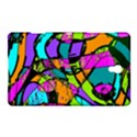 Abstract Sketch Art Squiggly Loops Multicolored Samsung Galaxy Tab S (8.4 ) Hardshell Case  View1