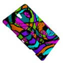 Abstract Sketch Art Squiggly Loops Multicolored Samsung Galaxy Tab S (8.4 ) Hardshell Case  View5