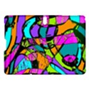 Abstract Sketch Art Squiggly Loops Multicolored Samsung Galaxy Tab S (10.5 ) Hardshell Case  View1