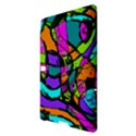 Abstract Sketch Art Squiggly Loops Multicolored Samsung Galaxy Tab S (10.5 ) Hardshell Case  View2