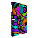 Abstract Sketch Art Squiggly Loops Multicolored Samsung Galaxy Tab S (10.5 ) Hardshell Case  View3