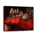 Clifton Mill Christmas Lights Canvas 10  x 8  View1