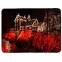 Clifton Mill Christmas Lights Samsung Galaxy Tab 7  P1000 Flip Case View1