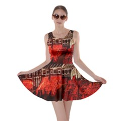 Clifton Mill Christmas Lights Skater Dress