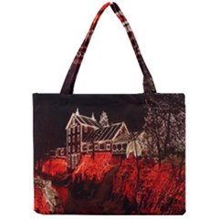 Clifton Mill Christmas Lights Mini Tote Bag
