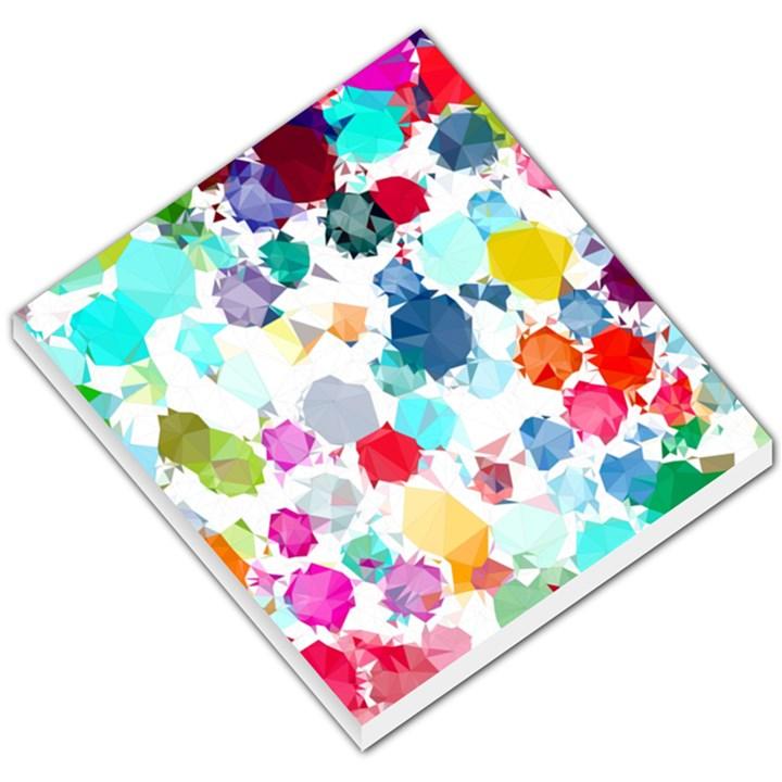 Colorful Diamonds Dream Small Memo Pads