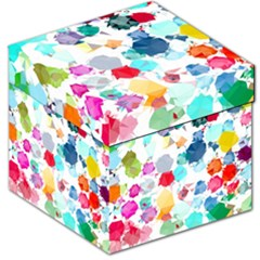 Colorful Diamonds Dream Storage Stool 12
