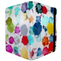 Colorful Diamonds Dream Apple iPad 3/4 Flip Case View4