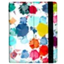 Colorful Diamonds Dream Apple iPad Mini Flip Case View2