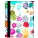 Colorful Diamonds Dream Apple iPad Mini Flip Case View3