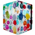 Colorful Diamonds Dream Apple iPad Mini Flip Case View4