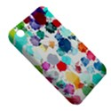 Colorful Diamonds Dream Apple iPhone 3G/3GS Hardshell Case (PC+Silicone) View5