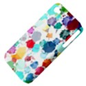 Colorful Diamonds Dream Apple iPhone 4/4S Hardshell Case (PC+Silicone) View4
