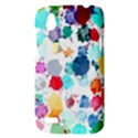 Colorful Diamonds Dream HTC Desire V (T328W) Hardshell Case View3