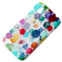 Colorful Diamonds Dream HTC Desire V (T328W) Hardshell Case View4