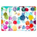Colorful Diamonds Dream Samsung Galaxy Tab 10.1  P7500 Flip Case View1