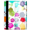 Colorful Diamonds Dream Samsung Galaxy Tab 10.1  P7500 Flip Case View2