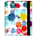 Colorful Diamonds Dream Samsung Galaxy Tab 10.1  P7500 Flip Case View3