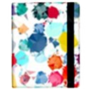 Colorful Diamonds Dream Samsung Galaxy Tab 8.9  P7300 Flip Case View2