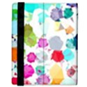 Colorful Diamonds Dream Samsung Galaxy Tab 8.9  P7300 Flip Case View3