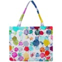 Colorful Diamonds Dream Mini Tote Bag View1