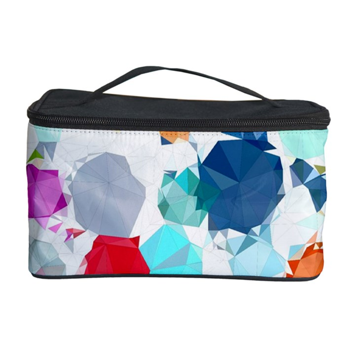 Colorful Diamonds Dream Cosmetic Storage Case