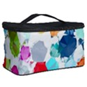 Colorful Diamonds Dream Cosmetic Storage Case View2