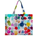 Colorful Diamonds Dream Zipper Mini Tote Bag View2