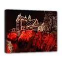 Clifton Mill Christmas Lights Canvas 14  x 11  View1