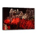Clifton Mill Christmas Lights Canvas 18  x 12  View1