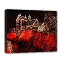 Clifton Mill Christmas Lights Deluxe Canvas 20  x 16   View1