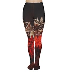 Clifton Mill Christmas Lights Women s Tights